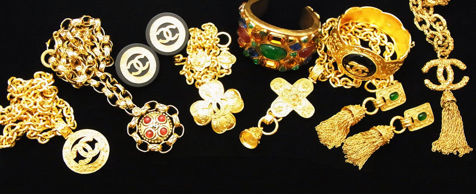 Vintage Chanel Jewelry