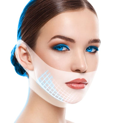V-SHAPE - NATURAL FACE LIFTING MASK