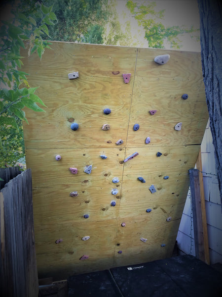 Real Rock Climbing Holds - Where to find the perfect rock