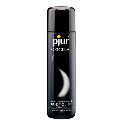 Pjur Original - Silicone Lubricant - 500 ml Bottle