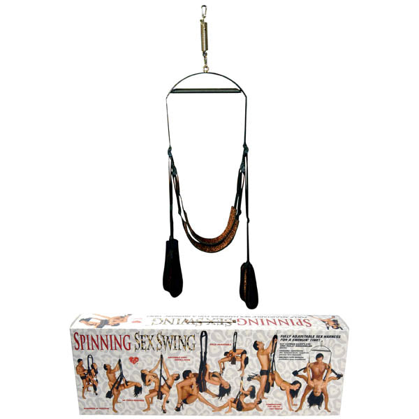 Spinning Sex Swing - Adjustable Swing