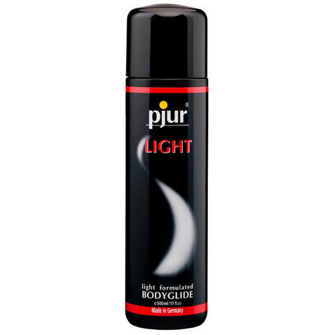 Pjur Light - Silicone Lubricant - 500 ml Bottle