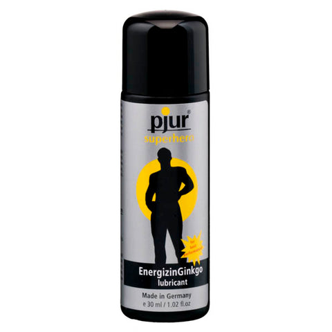 Pjur Superhero - Water Based Enhancing Lubricant - 30 ml Bottle