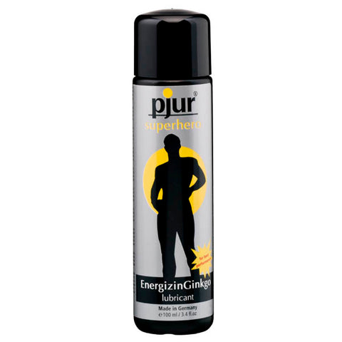 Pjur Superhero - Water Based Enhancing Lubricant - 100 ml Bottle