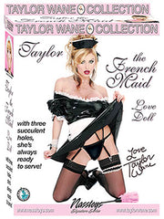 Taylor The French Maid - Inflatable Love Doll