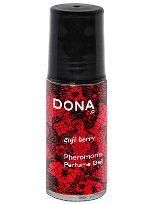Pheromone Perfume Gel - Goji Berry Scented Pheromone Perfume Gel - 1 oz Bottle