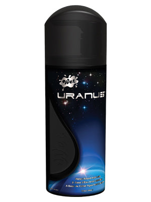Wet Uranus - Water Based Anal Lubricant - 19.6 oz XL Bottle