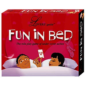 Fun In Bed - ''The Role Play Game of Undercover Action!