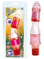 Love Tower - Red 6.5'' Vibrator