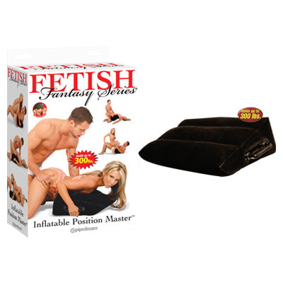 Fetish Fantasy Series Inflatable Position Master - Inflatable Cushion