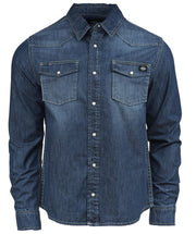 Blue Denim shirt by Dickies.