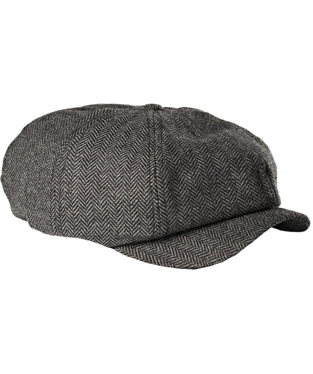 Peaky Blinders style flat cap from Dickies.