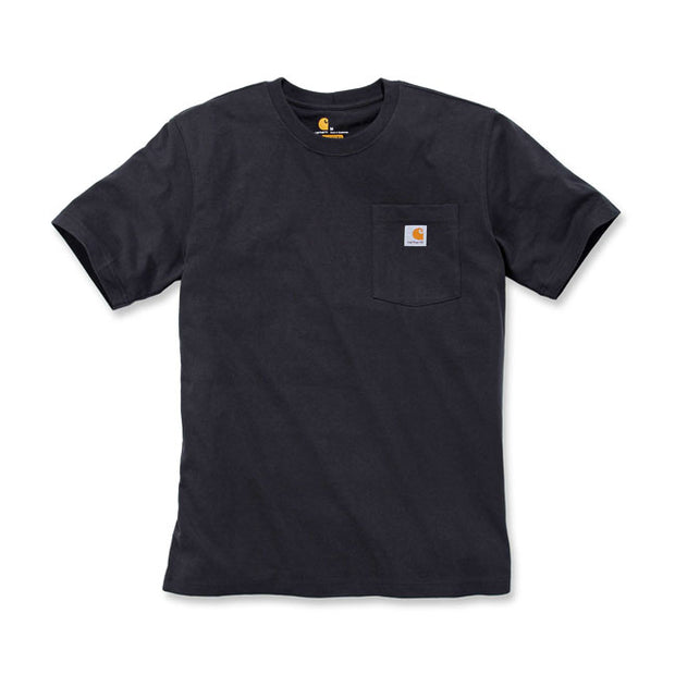 Carhartt workwear pocket T-shirt S/S black