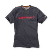 Carhartt Force Delmont graphic t-shirt S/S carbon heather