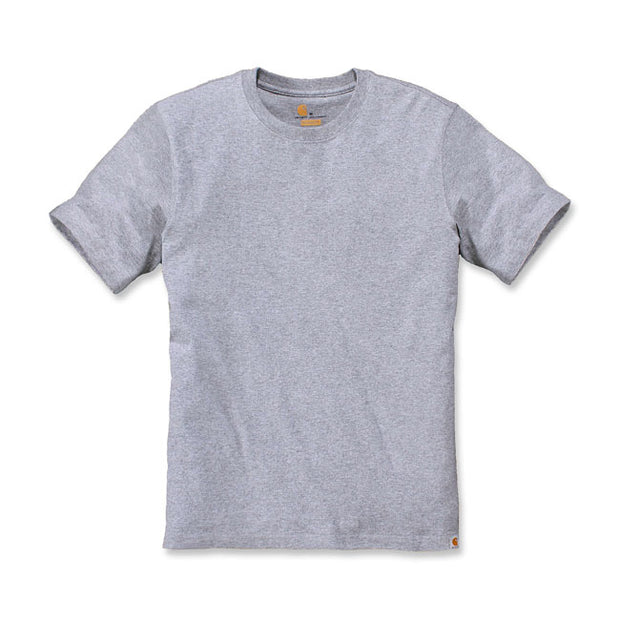 Carhartt solid T-shirt Heather grey
