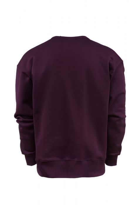 Dickies Mount Sherman Sweatshirt Aubergine