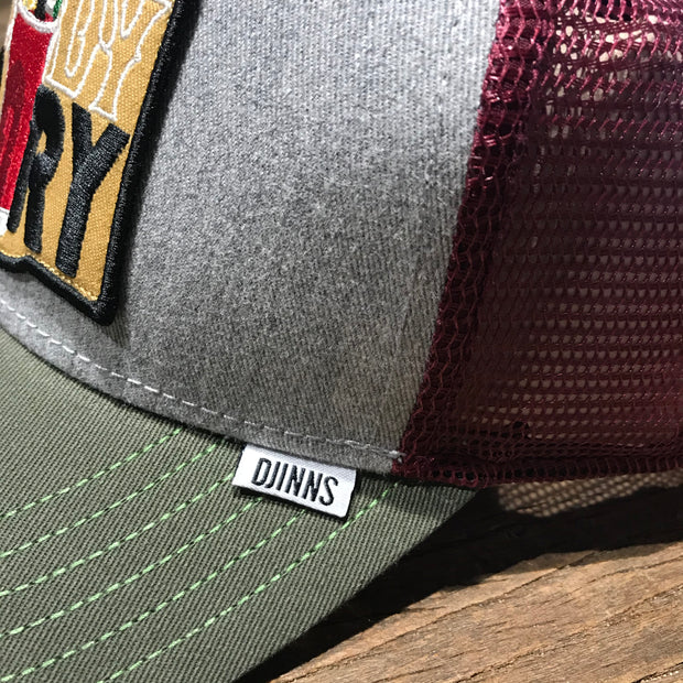 Djinns Baseball Cap / Bloody Mary