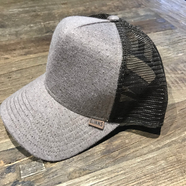 Djinns Baseball Cap / Brown Mesh