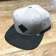Djinns Baseball Cap / Black & Grey