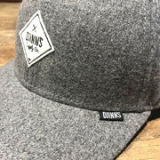 Djinns Baseball Cap / Soft Grey