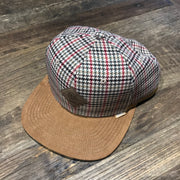 Djinns Baseball Cap / Brown Tweed