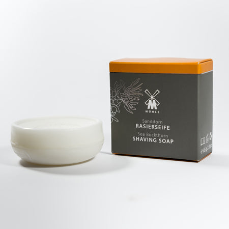 Shaving soap for that old school shave.