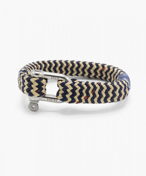 PIG & HEN™ NAVY /  BOMBAY BARRY ARMY GOLD M