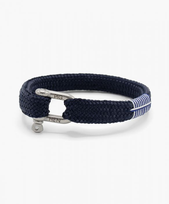 PIG & HEN™ SHARP SIMON NAVY | SILVER M