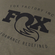 FOX Ride 3.0 T-Shirt Olive