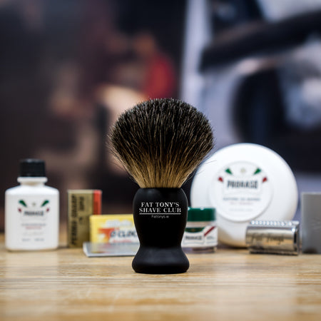 Shaving Brush (Pure Badger Hair)