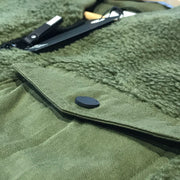 Fleece Bomber jacket by SOLID