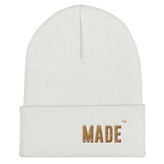 MADE™ Cuffed Beanie