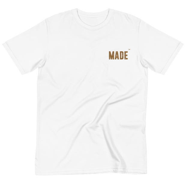 THE MADE™ DIRT LOVER ORGANIC T-SHIRT