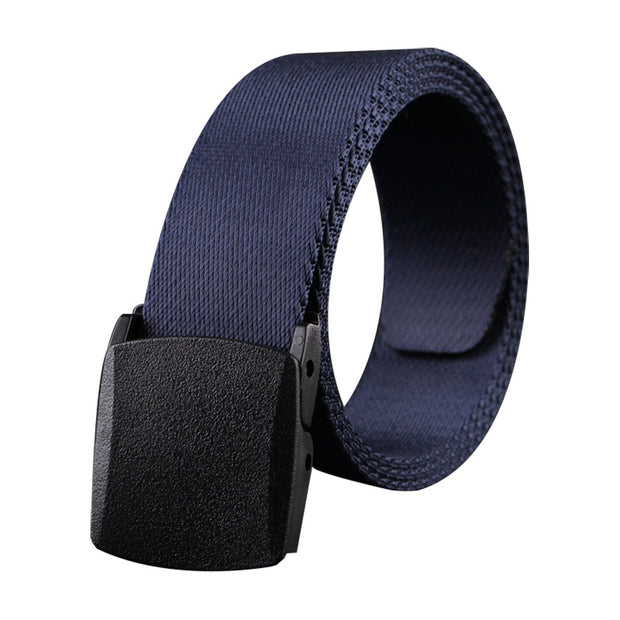 Military Airport-friendly Tactical Belt