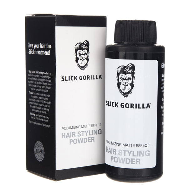 Slick Gorilla Hair Styling Powder