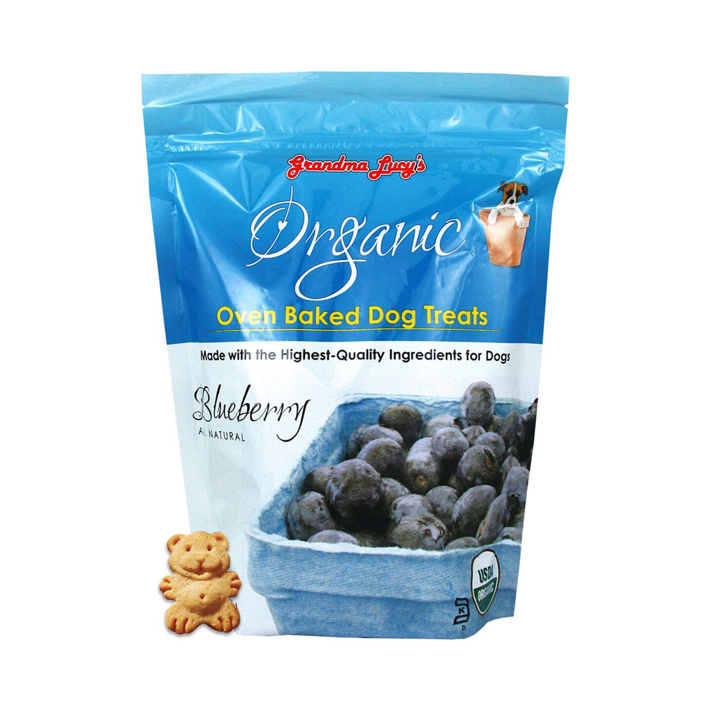 Grandma Lucy Organic Blueberry 14oz
