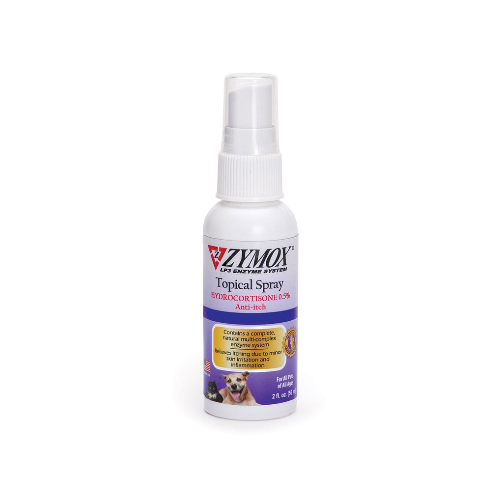 Zymox Topical Spray 2oz