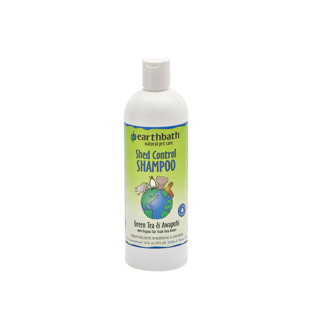 Earthbath Green Tea Shampoo 16oz