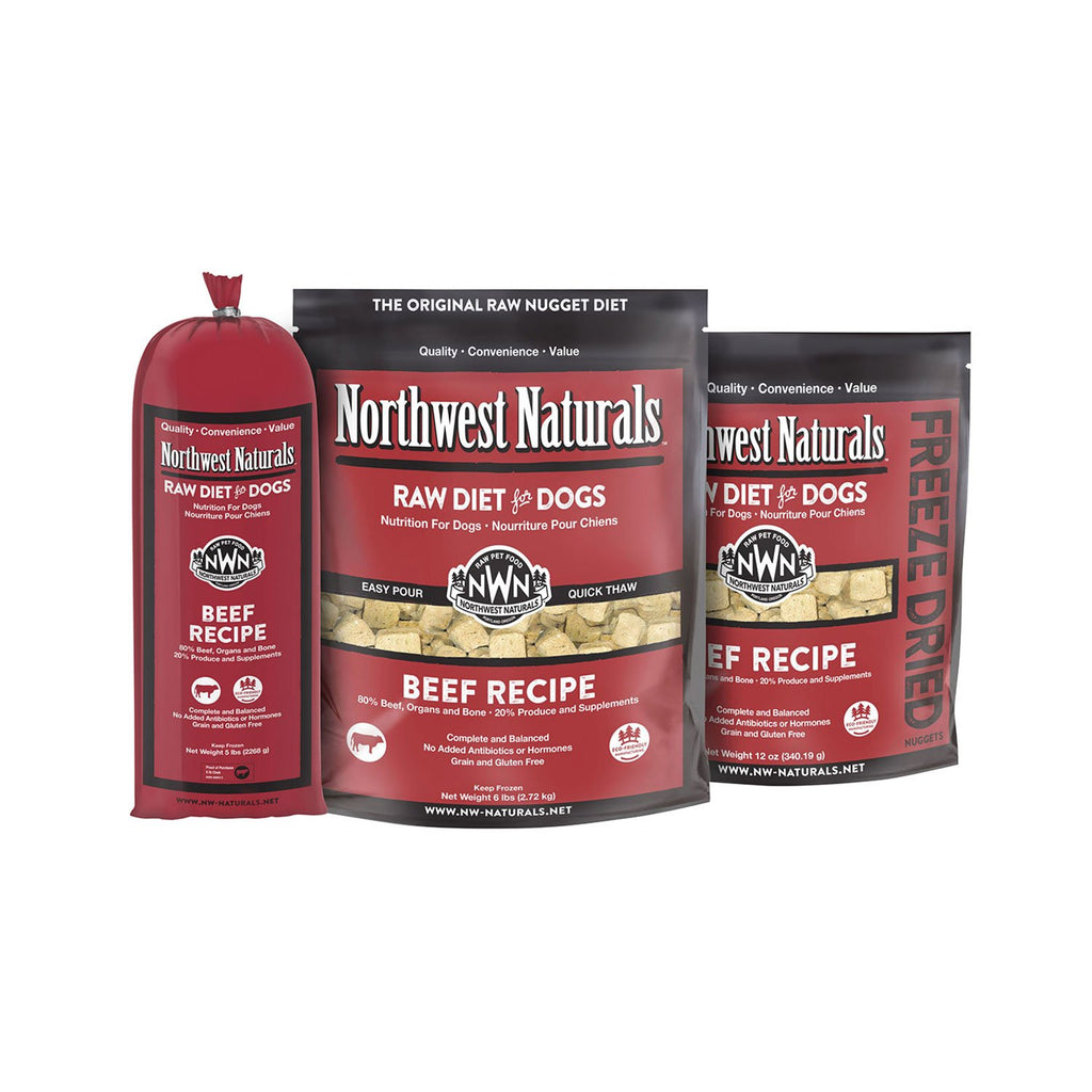 Northwest Naturals Raw Dog Beef 25lb