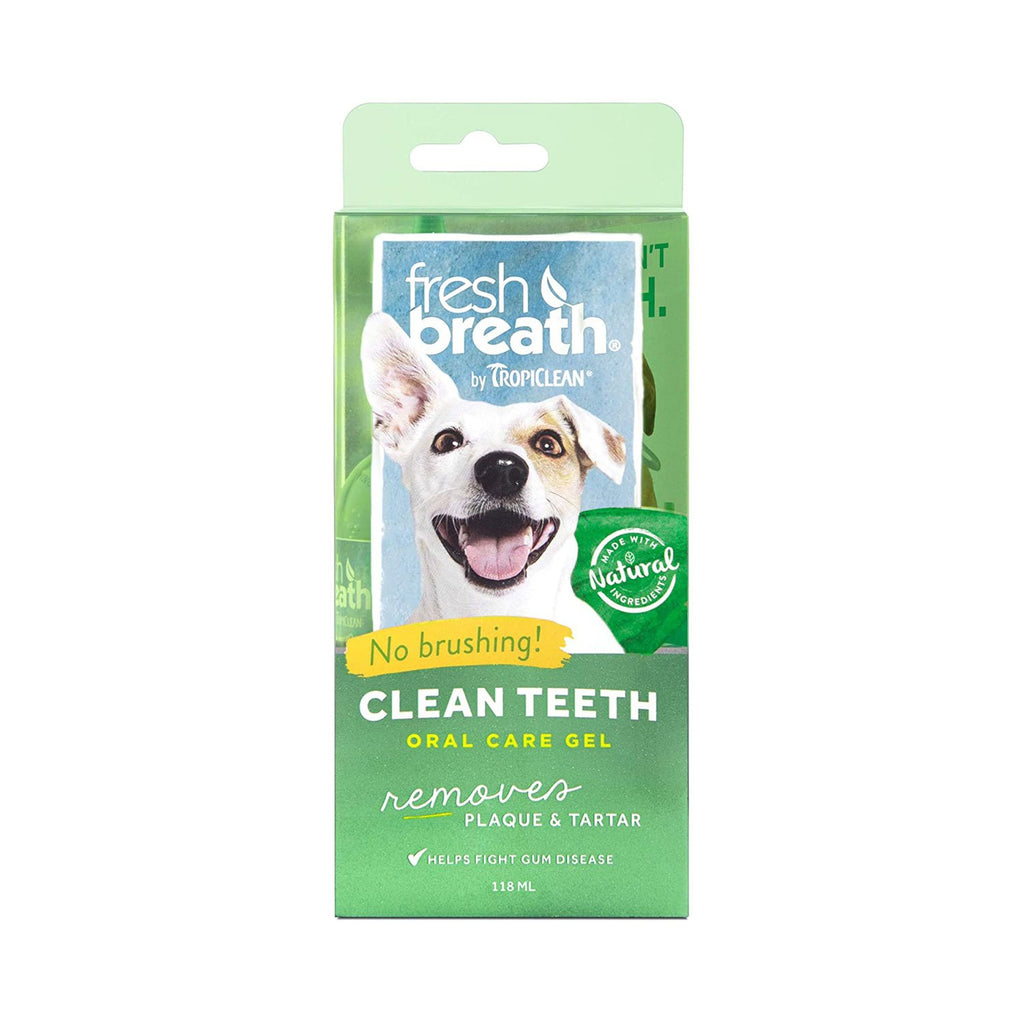 Fresh Breath Clean Gel 4oz