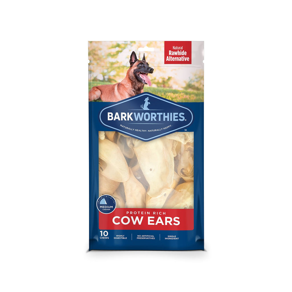 Barkworthies Beef Chew Cow Ear