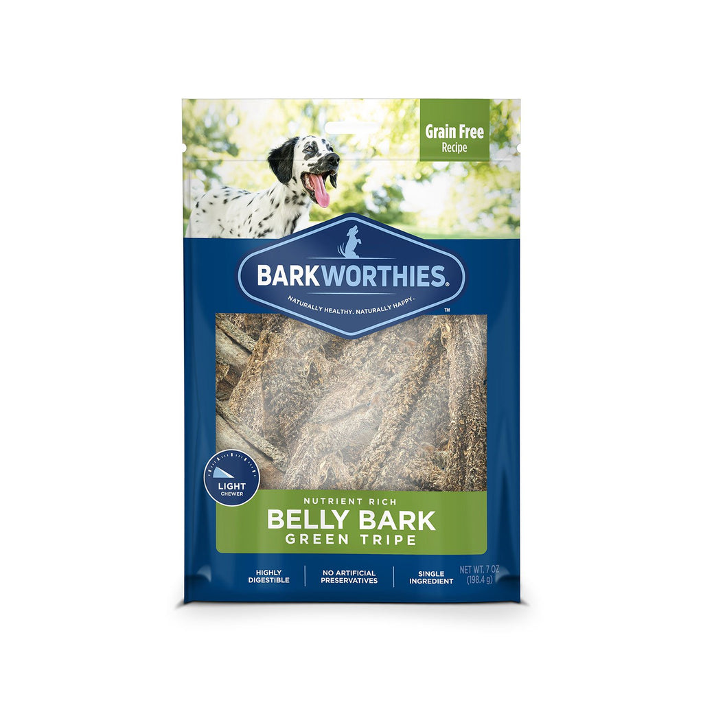 Barkworthies Lamb Green Tripe Sticks 7oz