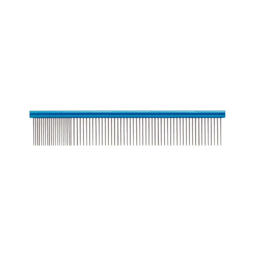 Paw Brothers Super Comb Blue 10""