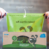 Earth Rated Poopbags Unscented Box of 300