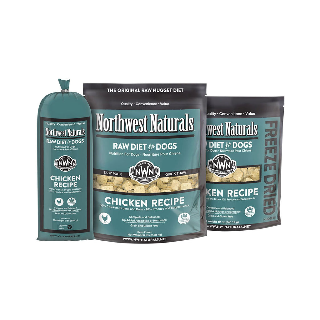 Northwest Naturals Raw Dog Chicken 25lb