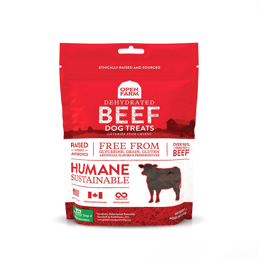 Open Farm Dehydrated Beef 4.5oz
