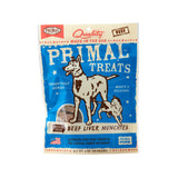 Primal Freeze Dried Beef Liver 2oz
