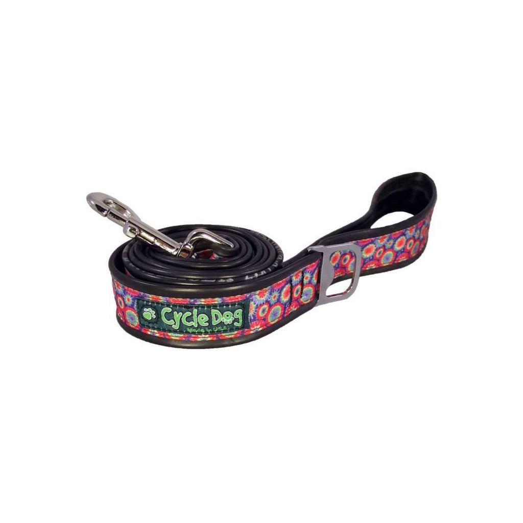 Cycle Dog Tie Dye Leash 6ft