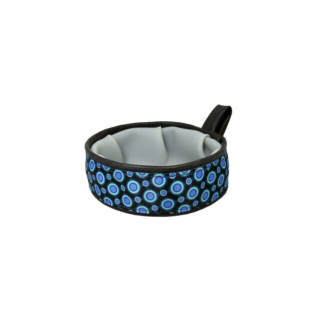 Cycle Dog Buddy Bowl Space Dots