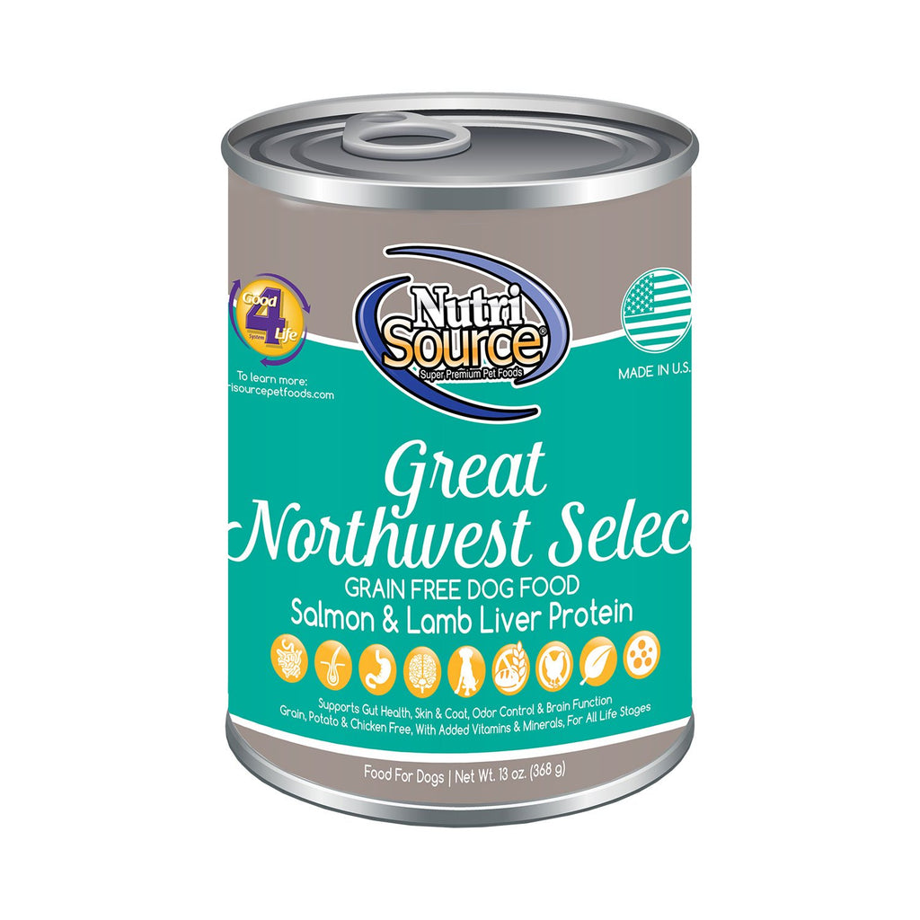 Nutrisource Grain Free NorthWest Can 13oz